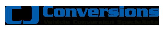 CJ Conversions Logo