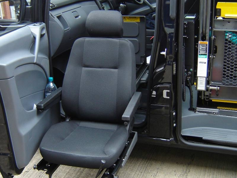 Swivel Seats Vehicle Adaptation